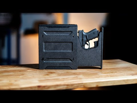 The BEST Defensive Handgun Safe | Vaultek Slider Review