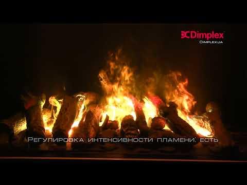 Электрокамин Dimplex Opti-Myst Bingham wf Video #1
