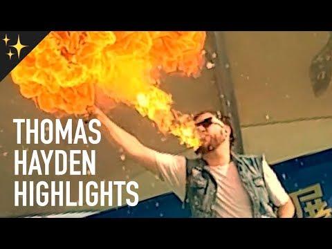 Thomas Hayden Official Highlights Reel 2018