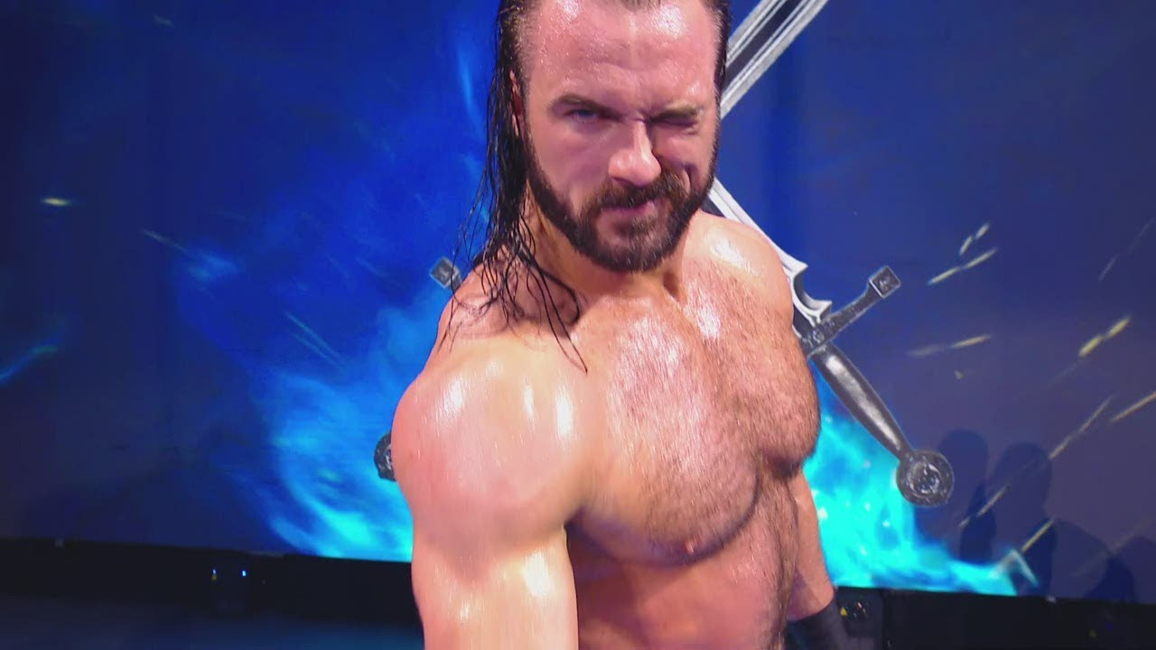 "Drew McIntyre Responds To Undertaker Calling WWE Product ""Soft"""