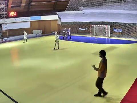 WU-Čince CREW-Trojkári B - FC Matador 11:2