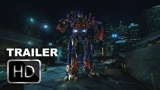 Transformers: Age of Extinction (2014) - Music Video (55 Escape - Forever) Trailer [HD]