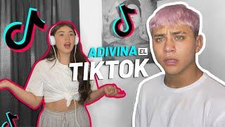 ADIVINA EL TREND DE TIK TOK con MON PANTOJA😍🥰
