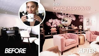 My NEW Office Makeover! | Shay Mitchell