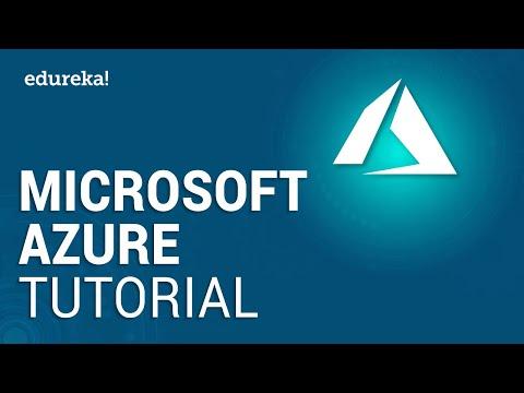 Microsoft Azure Tutorial For Beginners   Microsoft Azure Training ...
