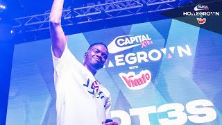 Not3s   Wanting | Homegrown Live With Vimto | Capital XTRA