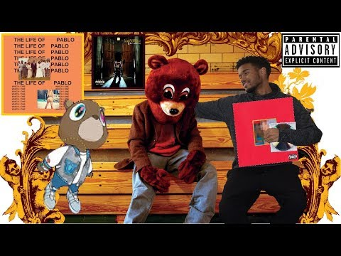 Kanye West: BEST ALBUM