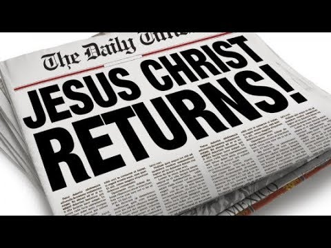 What Will Happen | Christian Bible Prophecy