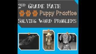 PuppyProblems--[2nd Grade Word Problems]