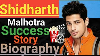 Shidhardh Malhotra Hindi Biography l Success Story l Bollywood Actor l Hindi Biography - Download this Video in MP3, M4A, WEBM, MP4, 3GP
