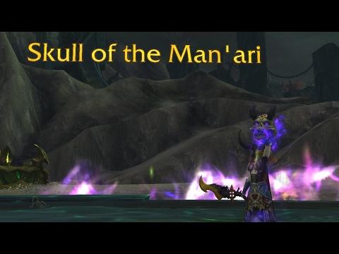 The Story of Skull of the Manari