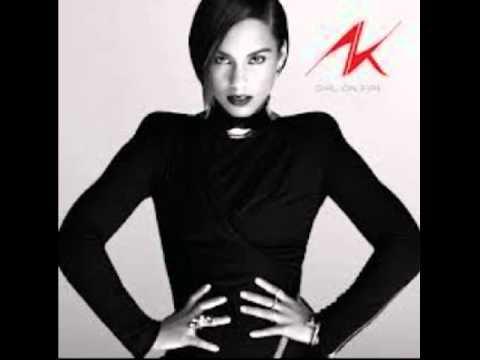 Alicia Keys  Brand New Me (Instrumental)