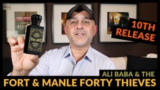 Fort & Manle Forty Thieves Fragrance Review