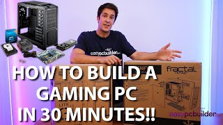 How to Build a PC in 30 minutes with EasyPCBuilder! - Gaming PC | Kholo.pk