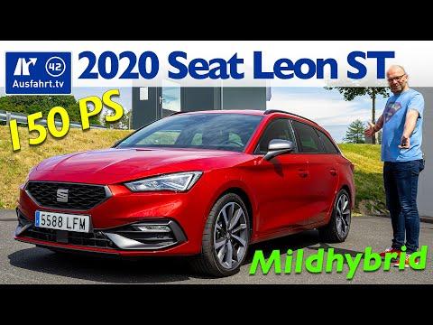 2020 Seat Leon ST FR 1.5 eTSI Sportstourer - Kaufberatung, Test deutsch, Review, Fahrbericht
