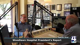 Woodlawn Hospital Report - May 2018