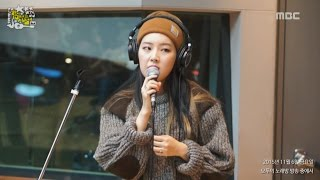 Kim E-Z (Ggotjam Project) - EYES, NOSE, LIPS, 김이지 (꽃잠프로젝트) - 눈, 코, 입 [별이 빛나는 밤에] 20151106