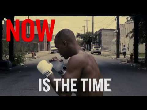 Now is the Time Commercial