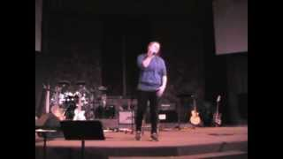 Susan singing Eternity by Disciple