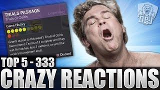 Destiny: Amazing Trials Fail Reaction - Top 5 Funny Reactions Of The Week / Episode 333