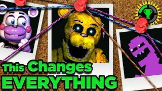 Game Theory: FNAF, The Theory That Changed EVERYTHING!! (FNAF 6 Ultimate Custom Night) - dooclip.me