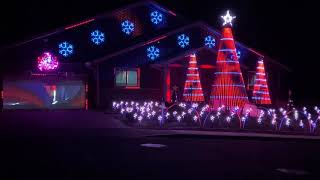 Star Wars - 2020 - Flagstaff Christmas Light Show