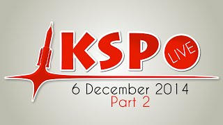 preview picture of video 'KSP Live! 6 Dec 2014 - Part 2'