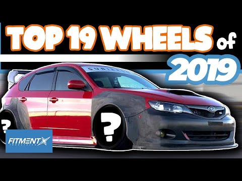 The Top 19 Wheels of 2019