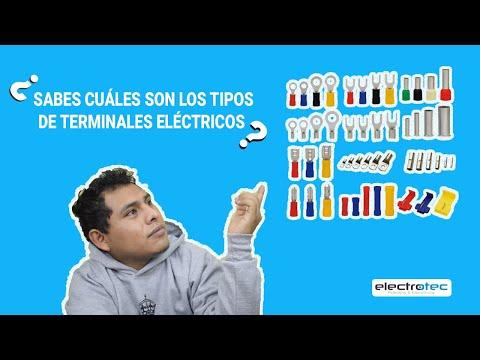 Conoce los conectores eléctricos más usados y cómo crimpearlos.