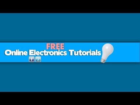 Online electronics course