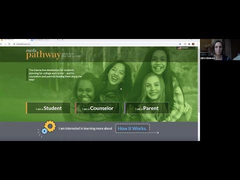 MEFA Pathway's College Compare Feature