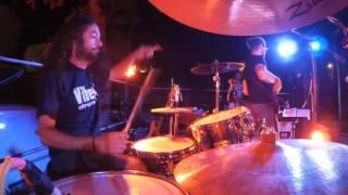 Deep Purple - Place In Line Drum Cam
