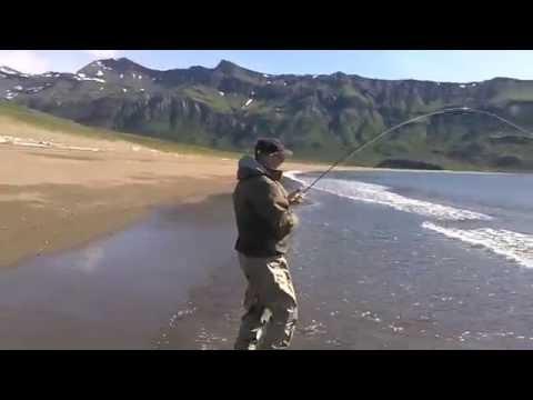 La pesca sul video di Serbatoio Zeya