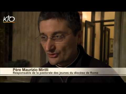 Veillée de prière pour L'Eglise à Rome