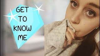 Get To Know Me Tag | Rerrabear