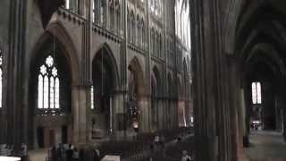 preview picture of video 'Metz in Frankreich - kleiner Rundgang durch die Altstadt'