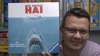 Der weisse Hai (Ravensburger) - ab 12 Jahre - Top oder Flop?
