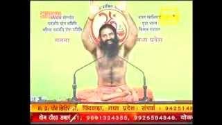 Kanti Singh Cure From Uterus Problem _  Swami Ramdev_Satna, MP