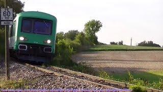 preview picture of video 'X4719 CFTSA VOUZIERS CHALLERANGE ARRIVANT A ST MOREL 15 08 2013'