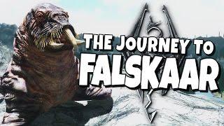 """Skyrim - Journey to Falskaar - """"Quest Zone Mod"""""""