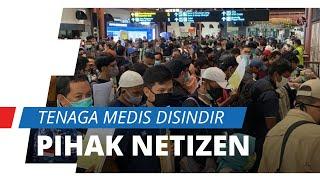 Ramai Tagar #IndonesiaTerserah Diserukan, Tenaga Medis Malah Disindir Banyak Netizen
