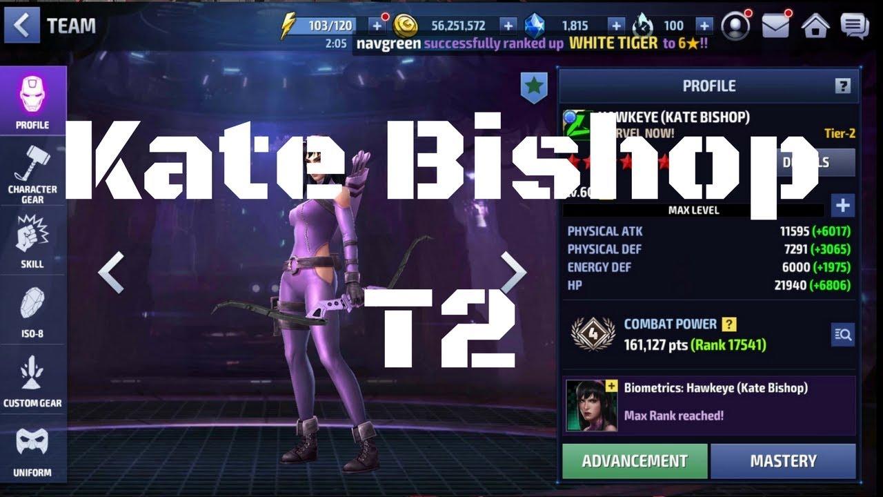 รีวิว Kate Bishop T2