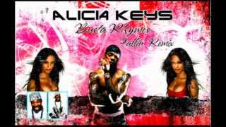 Alicia Keys feat. Busta Rhymes - Fallin [Remix]