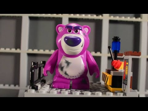 LEGO Toy Story - Episode 2: Trash Compactor Chaos
