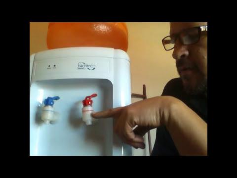 Fallas en los Dispensadores de Agua (Taller)