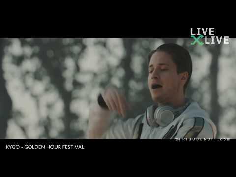 KYGO - GOLDEN HOUR FESTIVAL - I'll WAIT - KYGO & SASHA SLOAN