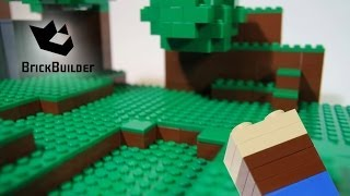 Lego Minecraft adventure First day - part #1
