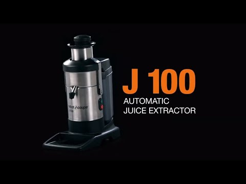 Video Robot Coupe J100 Discovery