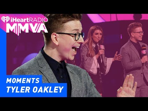 Tyler Oakley and Shenae Grimes-Beech Announce Nominees | 2017 iHeartRadio MMVAs