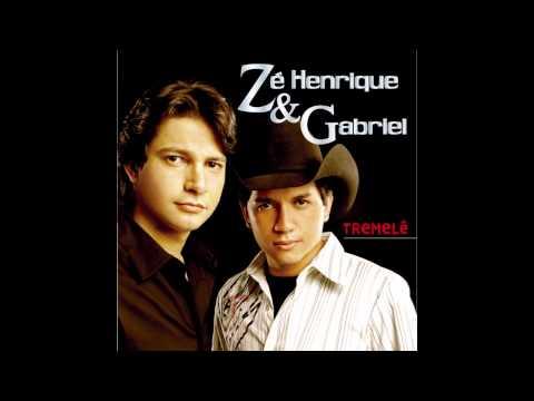 A Pancada da Paixão - Zé Henrique E Gabriel